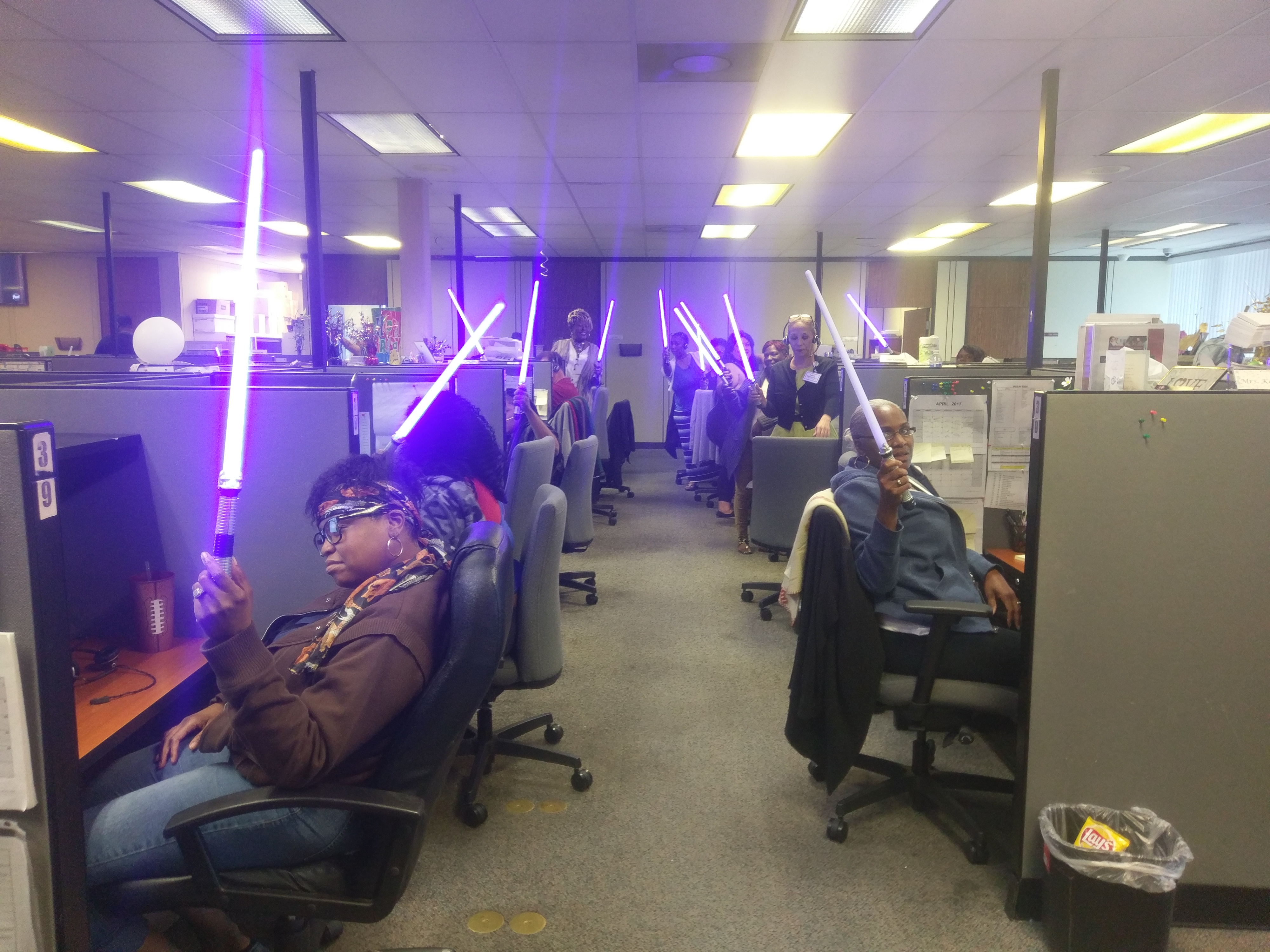 PSI Light Sabers